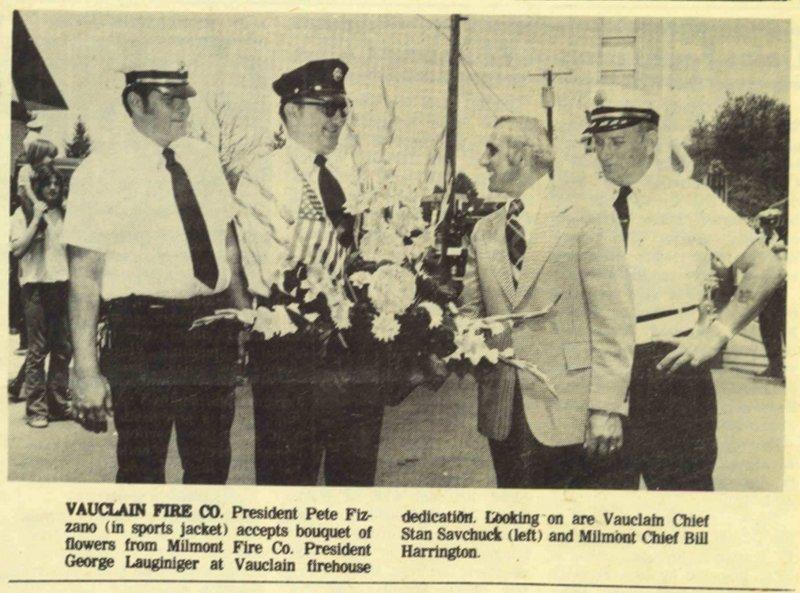 Passing of Chief Emeritus